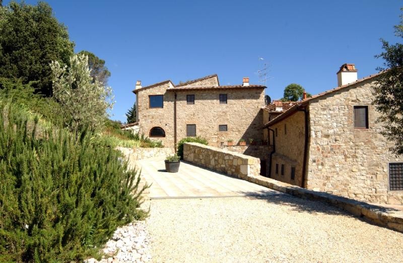Accommodation for Self Catering in Tuscany - Rosso 1 - Image 1 - Montefiridolfi - rentals