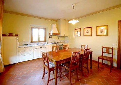 Apartment Rental in Chianti Tuscany - San Barberino 1 - Image 1 - Barberino Val d'Elsa - rentals