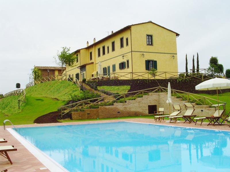 Tuscany Accommodation - Fattoria Capponi - Soprani - Image 1 - Montopoli in Val d'Arno - rentals