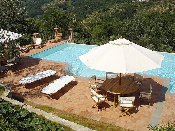 Beautiful Hilltop Villa in Tuscany with Spectacular Views - Villa Alessandro - Image 1 - Monsummano Terme - rentals