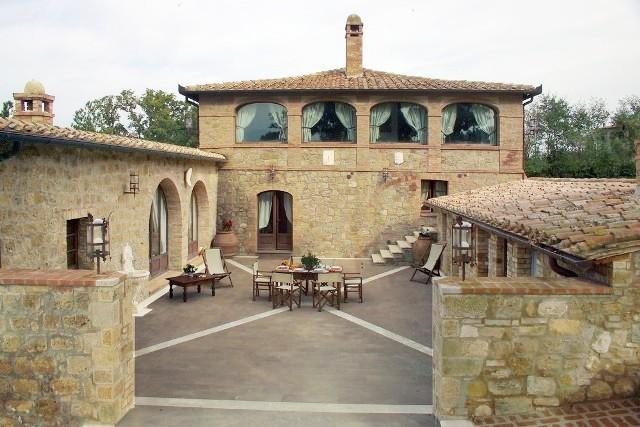Villa in Southern Tuscany with Privacy and Views - Villa Altare - Image 1 - Pienza - rentals