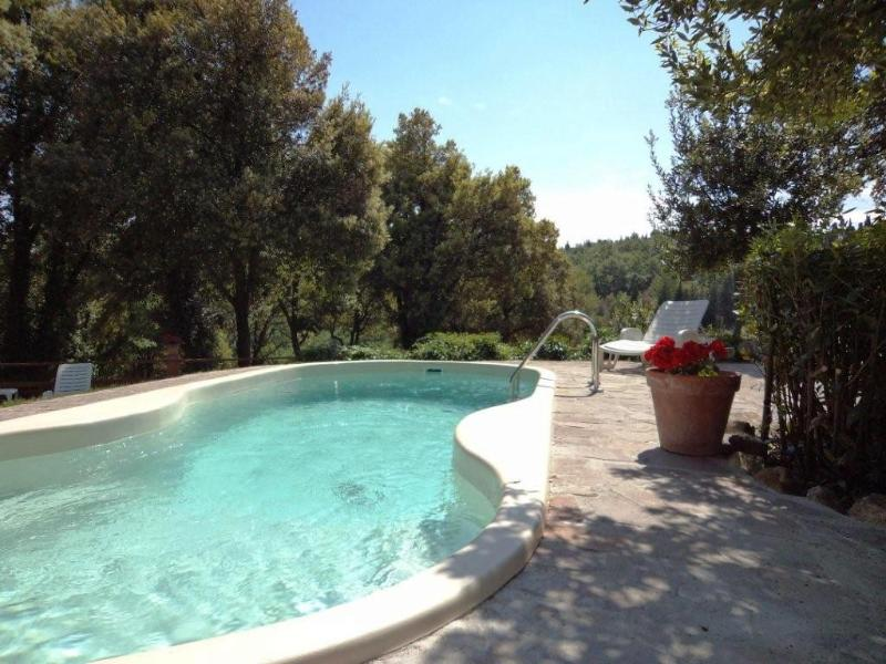 Self Catering Accommodation in Tuscany - Villa Cacciatore - Image 1 - Gambassi Terme - rentals