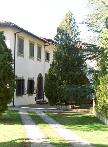 Historic Villa Apartment Near Florence - Villa Cavour - Image 1 - Pelago - rentals