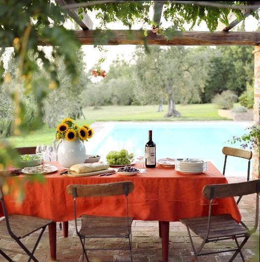Luxury Tuscan Villa with Pool For Rent - Villa della Stemma - Image 1 - Palaia - rentals