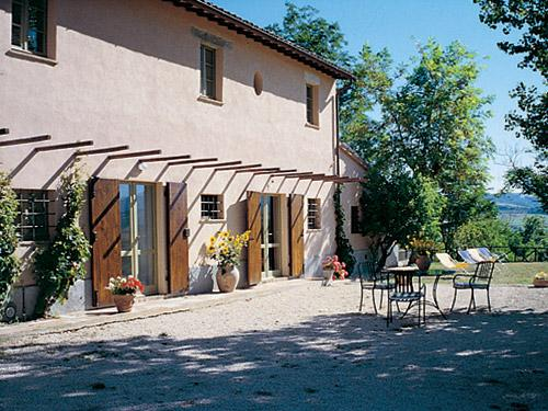 Countryside Villa in the Perugia Region - Villa Marinella - Image 1 - Todi - rentals