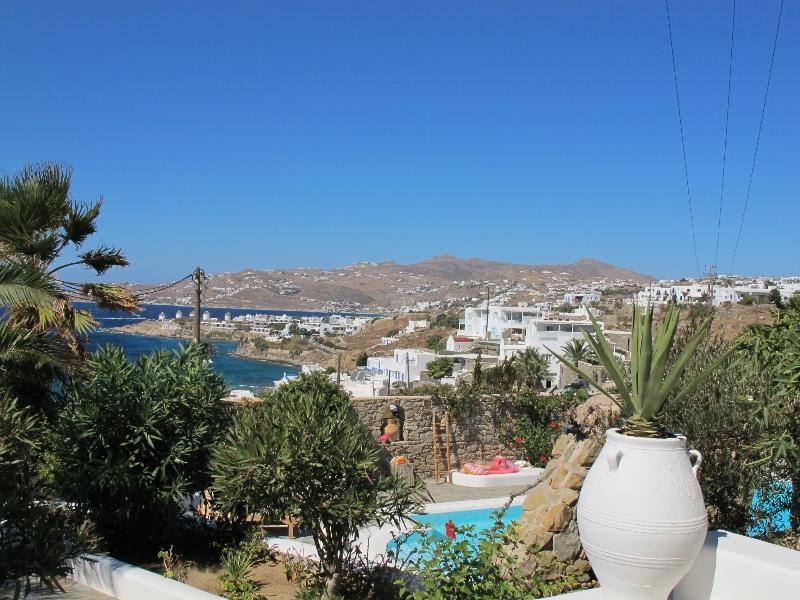 Luxury Villa Rental on Mykonos with Chef - Villa Mykonos - Image 1 - Megali Ammos - rentals