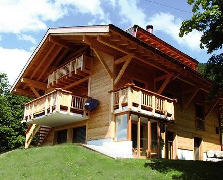 Switzerland Villa - Villa Prairie - Image 1 - Villars-sur-Ollon - rentals