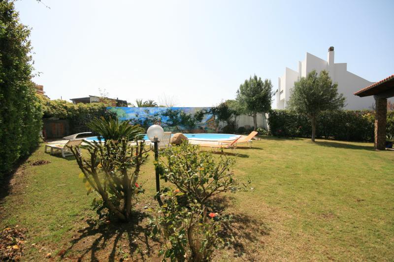 Sardinian Villa with Private Pool - Villa Sabbia - Image 1 - Quartu Sant Elena - rentals
