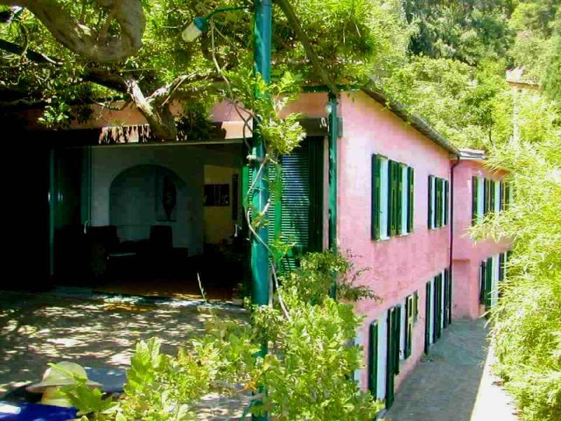 Large Family Villa in Liguria with Stunning Views of the Sea - Villa San Fruttuoso - Image 1 - Portofino - rentals