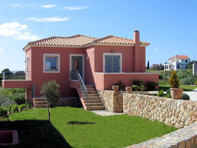 Holiday Villa in Greece - Villa Tria - Image 1 - Svoronata - rentals