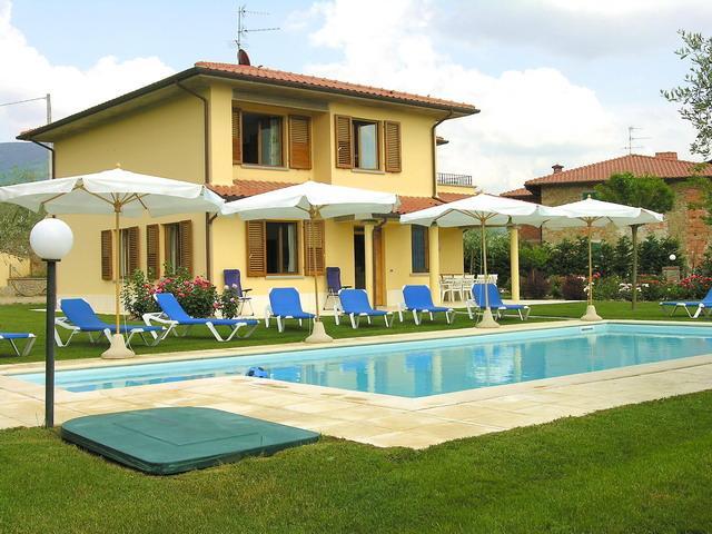 Rental in Tuscany - Villino Fiume - Image 1 - Loro Ciuffenna - rentals