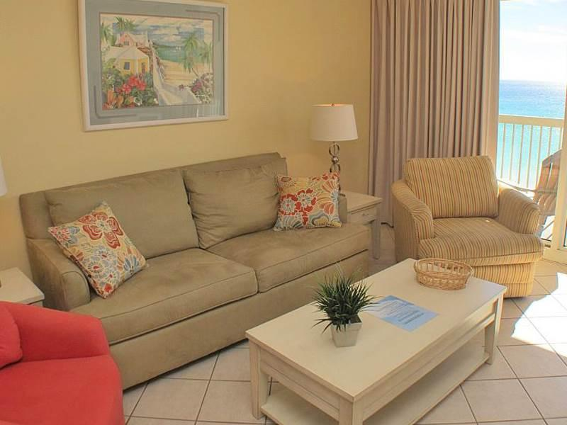 Pelican Beach Resort 0606 - Image 1 - Destin - rentals
