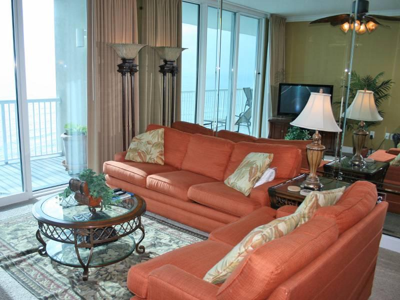 Palazzo Condominiums 1107 - Image 1 - Panama City Beach - rentals