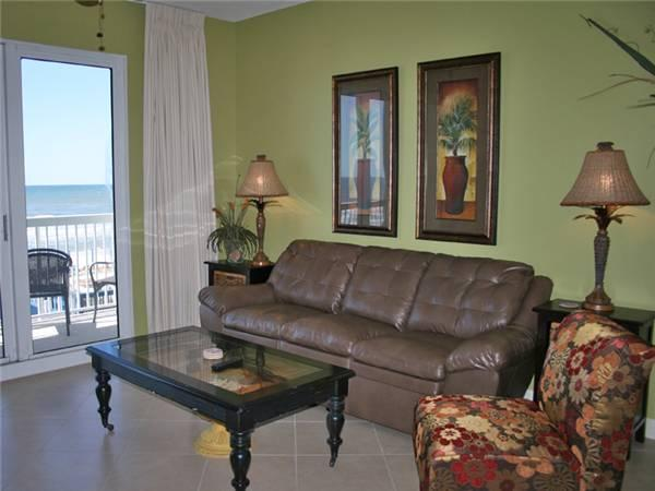 Seychelles Beach Resort 0204 - Image 1 - Panama City Beach - rentals