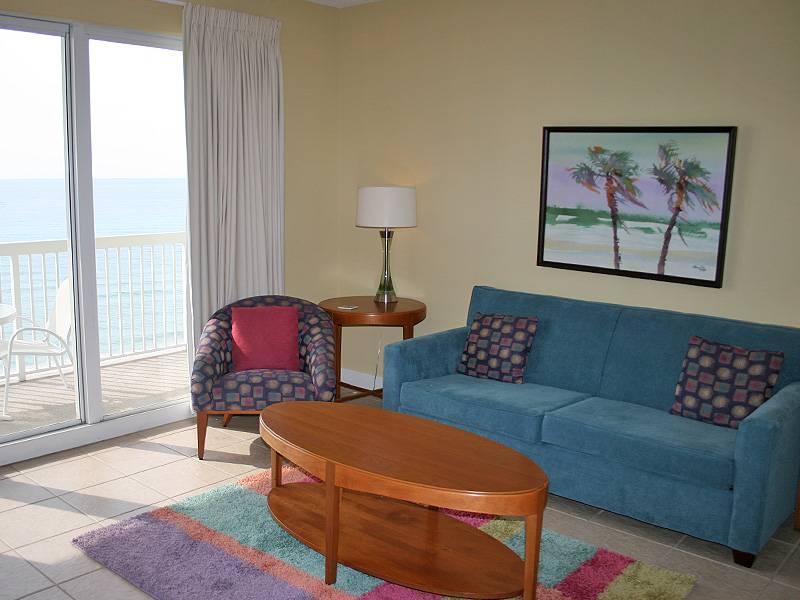 Seychelles Beach Resort 0603 - Image 1 - Panama City Beach - rentals