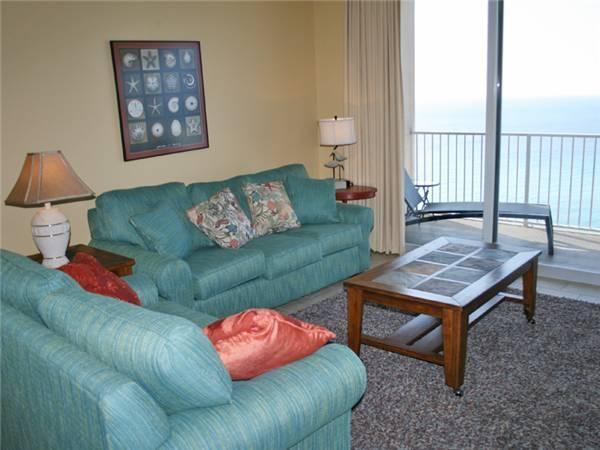 Tidewater Beach Condominium 1012 - Image 1 - Panama City Beach - rentals