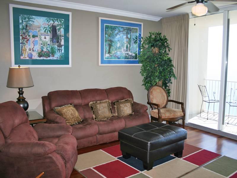 Tidewater Beach Condominium 2112 - Image 1 - Panama City Beach - rentals