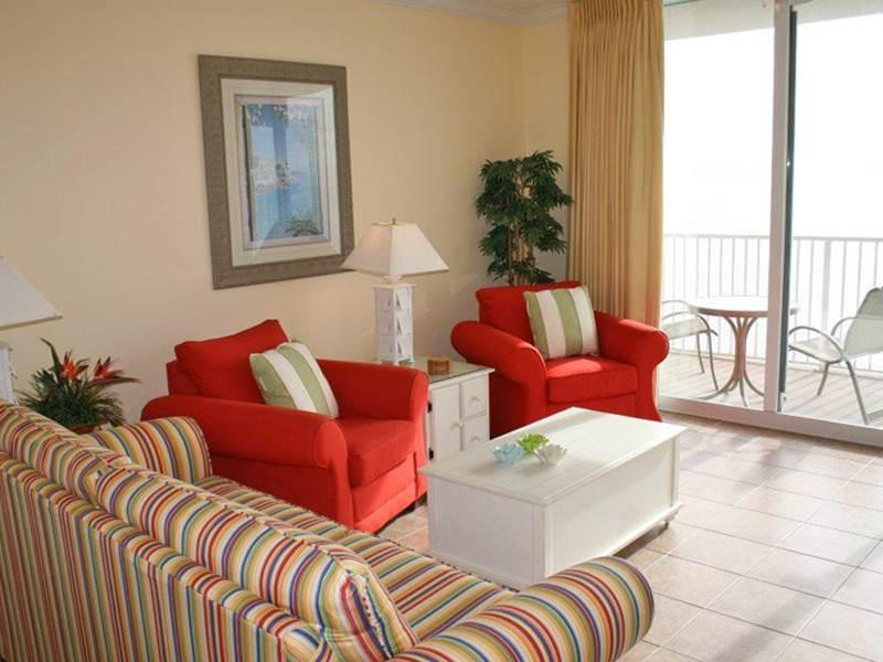 Pool and Views at Perfect 1 Bedroom at Tidewater - Image 1 - Panama City Beach - rentals