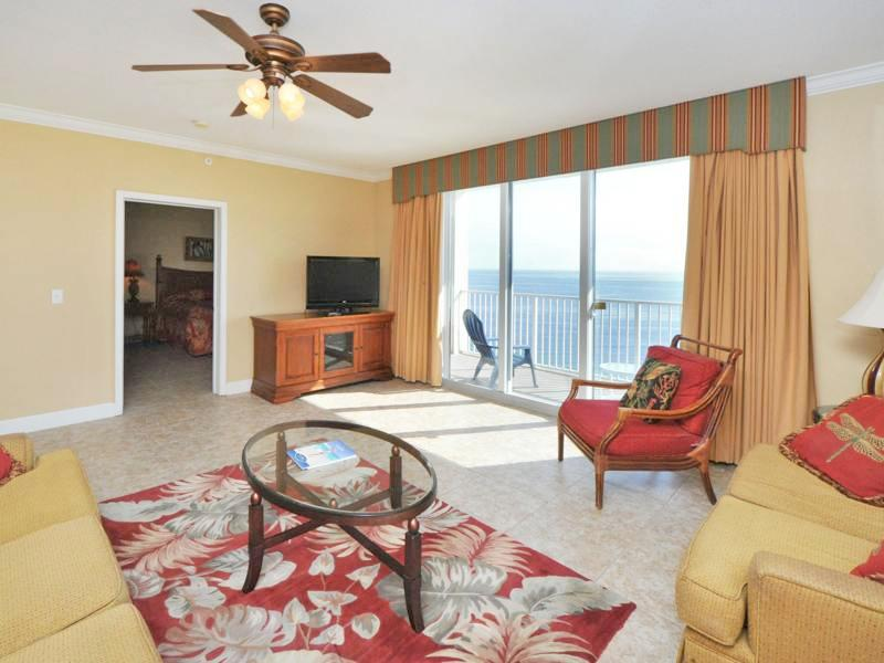 3 Bedroom Waterfront Vacation Home at Tidewater - Image 1 - Panama City Beach - rentals