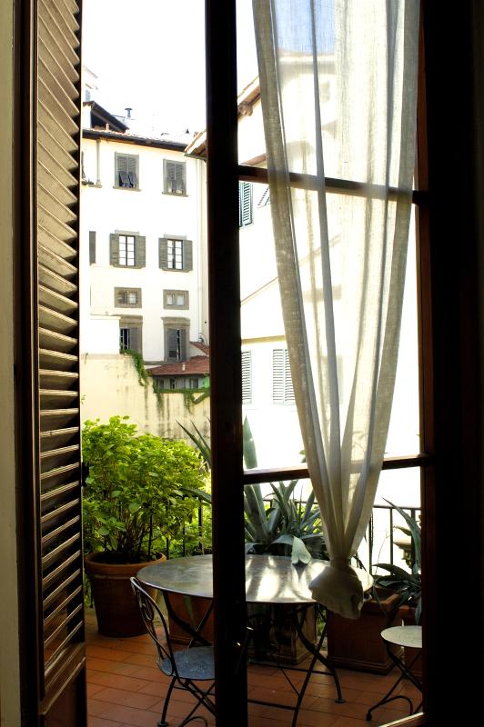 Self Catering Apartment in Tuscany - Chiara - Image 1 - Florence - rentals