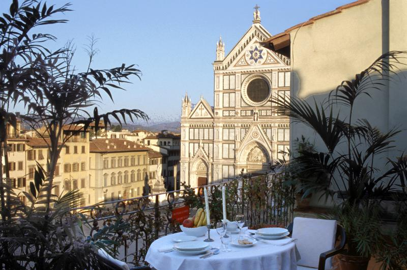Rent Apartment Florence - Piazza Santa Croce - Canova - Image 1 - Florence - rentals