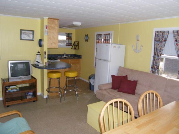 Kitchen - Anchor C - East Sandwich - rentals