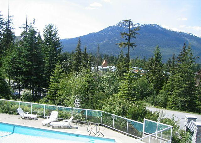 Good family condo close to upper village with hot tub, free parking, wifi - Image 1 - Whistler - rentals