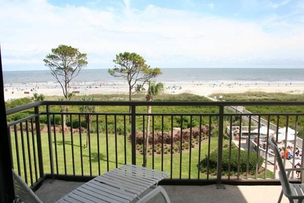 Ocean One 407 - Image 1 - Hilton Head - rentals