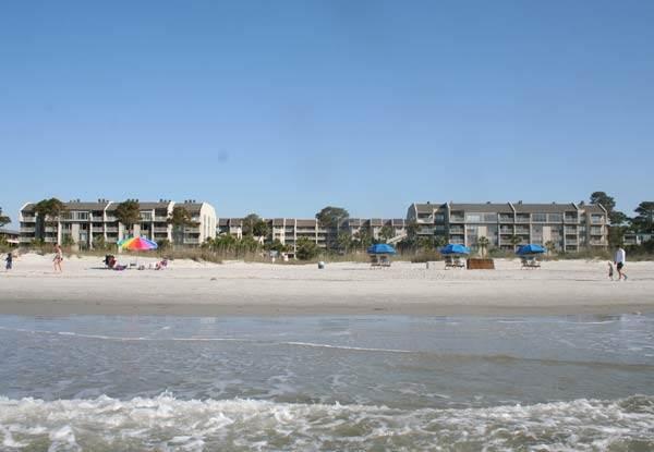 Shorewood 203 - Image 1 - Hilton Head - rentals