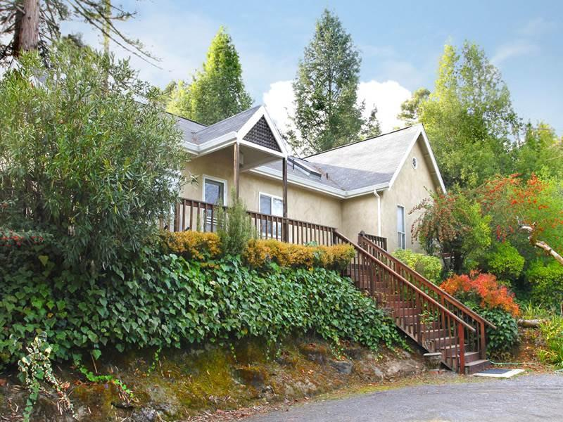 LAUGHLIN ESTATE - Image 1 - Guerneville - rentals