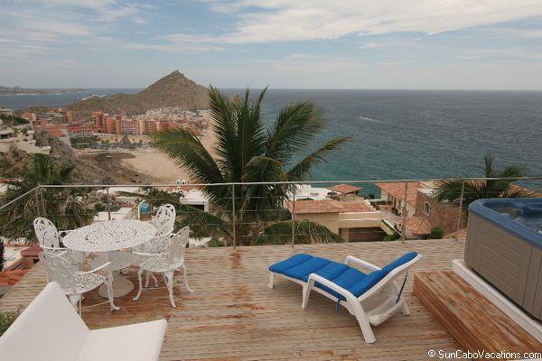 Casa Mira Mar Penthouse - Image 1 - Cabo San Lucas - rentals