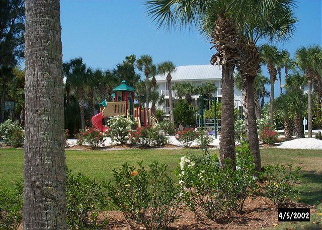 playground - Beach & Gulf Villa at Palm Island Resort with All Resort Amenities - Cape Haze - rentals