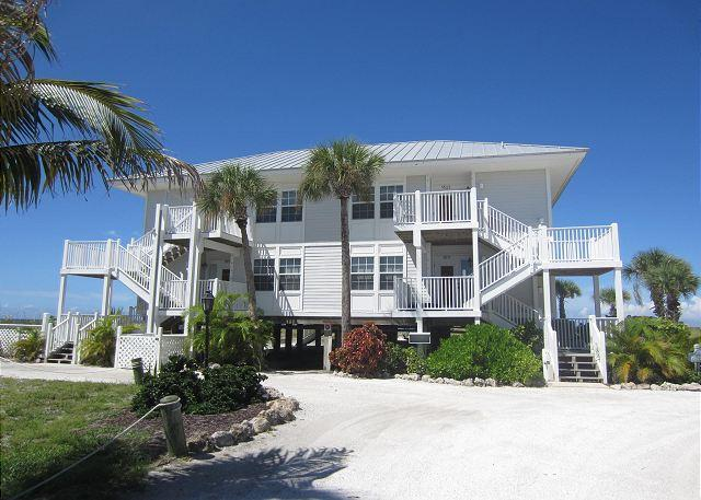 18 Building - Beach & Gulf Villa at Palm Island Resort with All Resort Amenities - Cape Haze - rentals