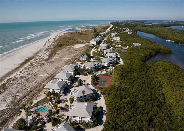 Beach & Pool Villa at Palm Island Resort with All Resort Amenities - Image 1 - Placida - rentals