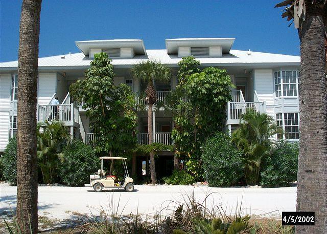 Beach Villa with cart - Beach & Pool Villa at Palm Island Resort with All Resort Amenities - Placida - rentals