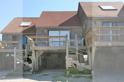Exterior - 5 Topsail Villas - Sea Reel - North Topsail Beach - rentals