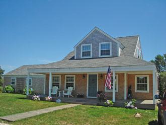 4 Bedroom 3 Bathroom Vacation Rental in Nantucket that sleeps 10 -(7303) - Image 1 - Nantucket - rentals