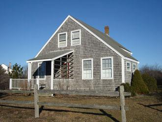 Nantucket 2 BR-2 BA House (8393) - Image 1 - Nantucket - rentals