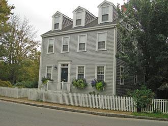 28 West Chester Street - Image 1 - Nantucket - rentals