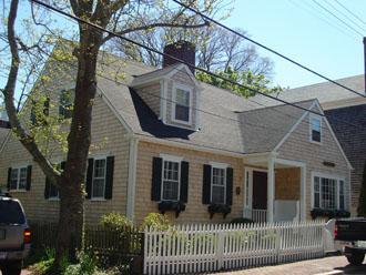 4 1/2 Gay Street - Image 1 - Nantucket - rentals