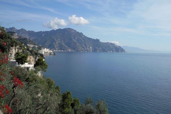 Overlook the Mediterannean from this villa with a state of the art, professional kitchen. BRV SMO - Image 1 - Amalfi Coast - rentals