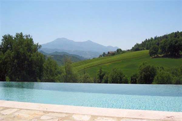 4BR, 4BA on a working wine estate in Montalcino. BRV VIG - Image 1 - Tuscany - rentals