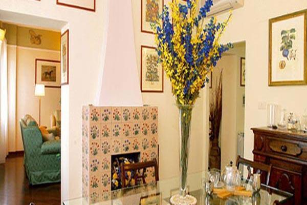 Elegant, fully air- conditioned apartment on Via Giulia. HII GLA - Image 1 - Rome - rentals