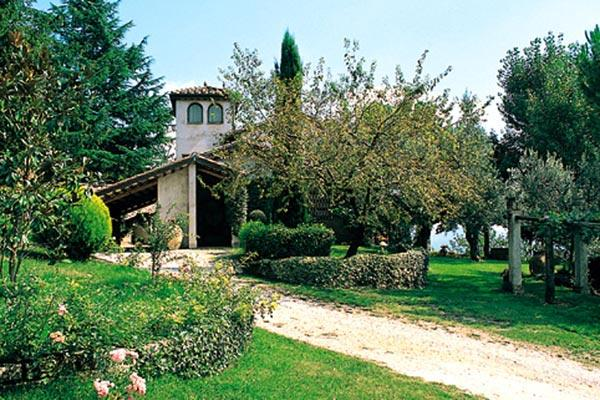 Countryside villa in northern Lazio, 40 minute train ride from Rome. HII SAN - Image 1 - Lazio - rentals