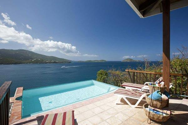 Seated high in Picara Point in Estate Peterborg, enjoy the 330- degree ocean views. MA GAT - Image 1 - Magens Bay - rentals