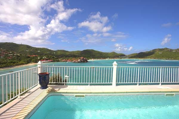 Wonderful villa located on the cliffs over St Jean Bay HEN GRE - Image 1 - Saint Jean - rentals