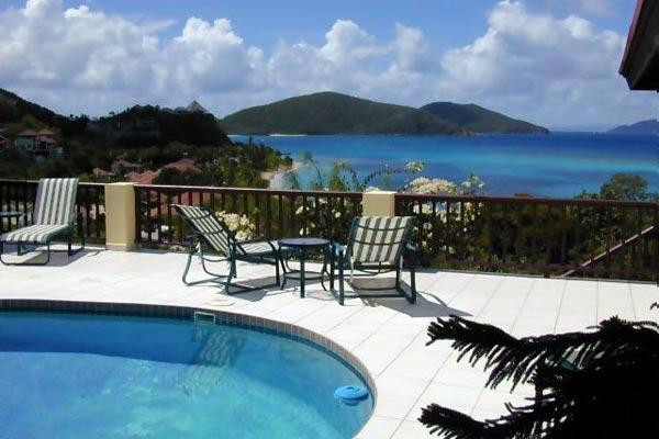2 minute walk to Mahoe Beach with private pool. 2 minute walk to tennis courts. VG SAT - Image 1 - Virgin Gorda - rentals