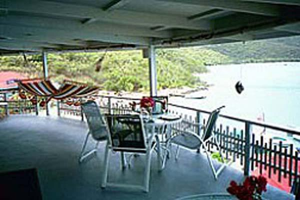 Unique view of North Sound and the Caribbean sea- a great 2-story villa!	 VG VVA - Image 1 - Virgin Gorda - rentals
