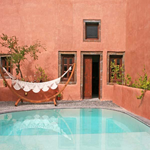 Tucked away in secluded Megalochori, this villa is the ideal, private hideaway. VMS IIO - Image 1 - Santorini - rentals