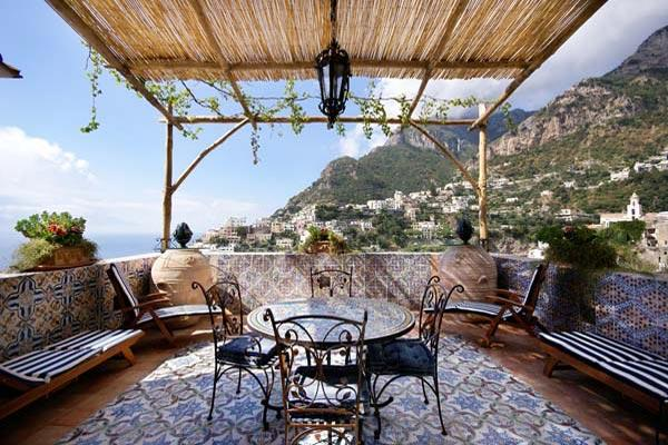 Completely renovated and restored luxury apartment in upper Positano. YPI CER - Image 1 - Amalfi Coast - rentals